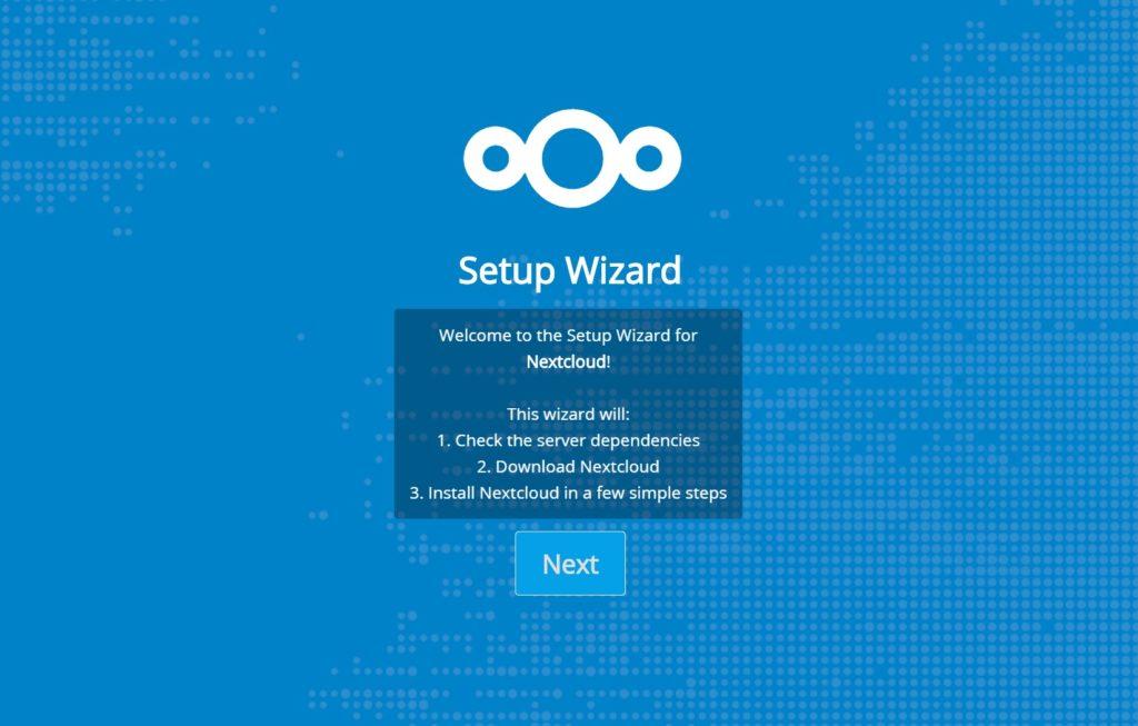 Install Nextcloud 20 with VestaCP